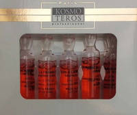 """Kosmoteros Иммунокорректирующая """"Anti-age"""" сыворотка с малиной и пептидами эдельвейса, 5*3 мл"""