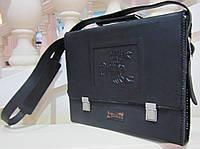 Эксклюзивная сумка ручной работы с уникальным дизайном V. Pankratov (Панкратов) Scorpio черный