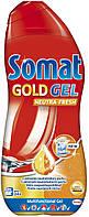 Средство для мытья посуды Somat Голд Гель с нейтрализацией запаха