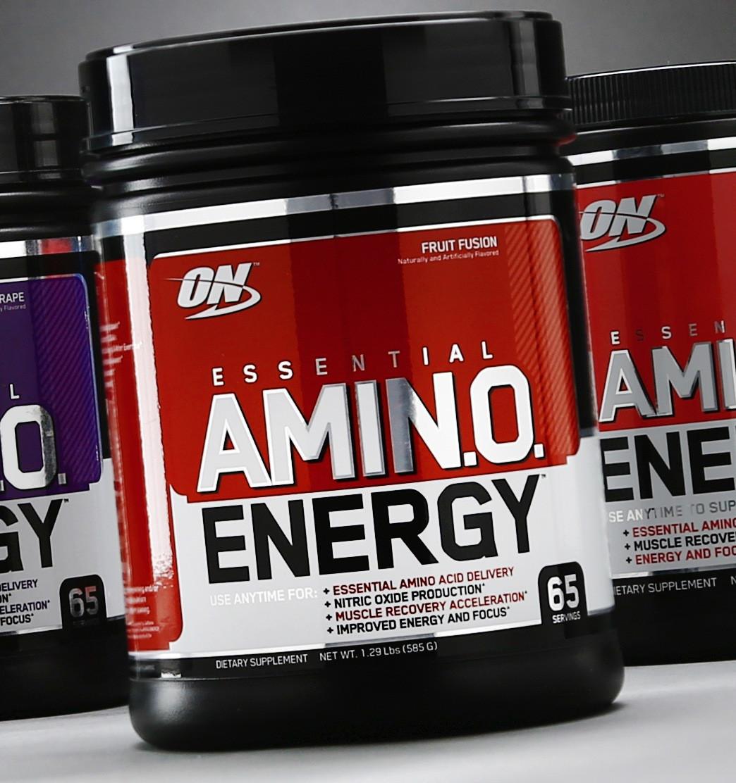 Optimum Amino Energy 585g