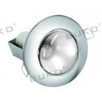Светильник точечный BUKO WT604 R-63 E27 белый