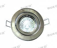 Светильник точечный BUKO WT404 MR16 хром, золото