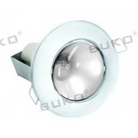 Светильник точечный BUKO WT601 R-50 E14 белый