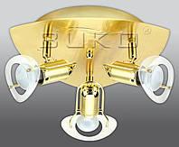 Светильник декоративный Buko 3*40W R50 E14