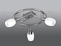 Светильник декоративный Buko WT558 3*40W E14 круг