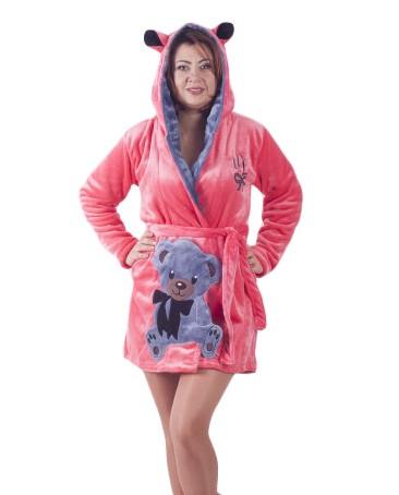 3459fd06b0084 Купить Женский махровый халат