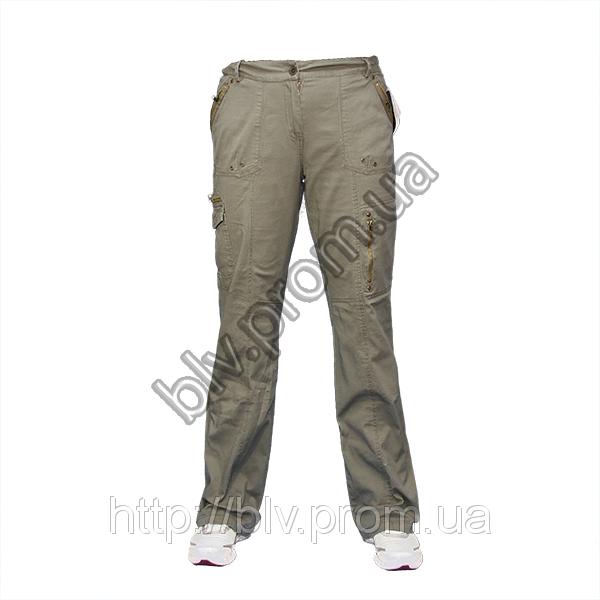 Элегантные женские стрейчевые брюки AT208