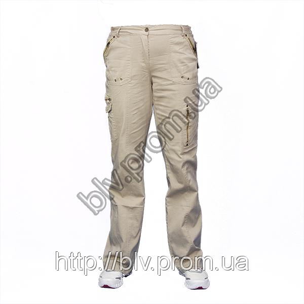 Элегантные женские стрейчевые брюки AT1208