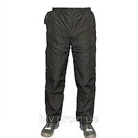 Теплые мужские штаны на флисе AHR76