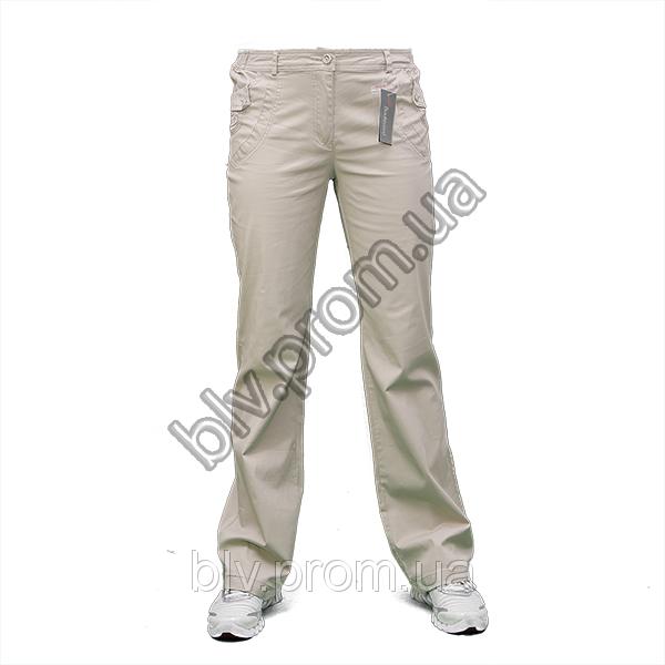 Женские брюки стрейч с средней посадкой ATP1002