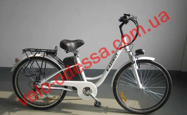 Электровелосипед Азимут  Breeze