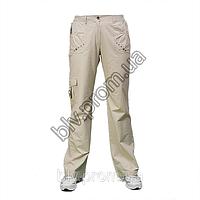 Женские брюки из легкой ткани по низким ценам  A040, фото 1