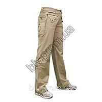 Женские брюки из тонкого хлопка уценка  A948, фото 1