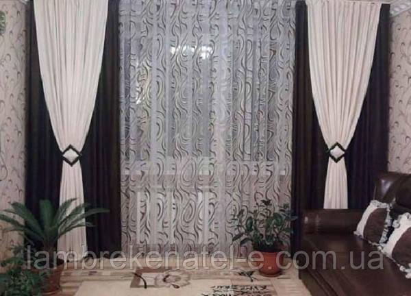 купить шторы в зал
