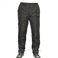 Мужские теплые спортивные брюки на флисе AHR4, фото 1