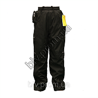 Зимние подростковые брюки плащевка AHR76P, фото 1