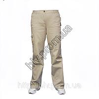 Оригинальные брюки женские Венгрия стрейч коттон полубаталы AT07