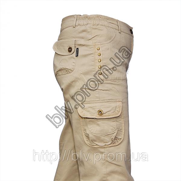 Стильные женские стрейчевые брюки AT07