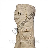 Стильные женские стрейчевые брюки AT07, фото 1