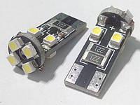 Светодиод Canbus T10-WG-8SMD(3528)-12V