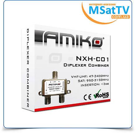 Диплексор SAT-TV AMIKO, фото 2