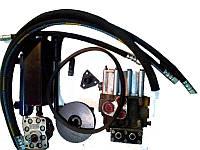 Комплект гидравлики для мототракторов, переоборудованных мотоблоков (2 гидровыхода)