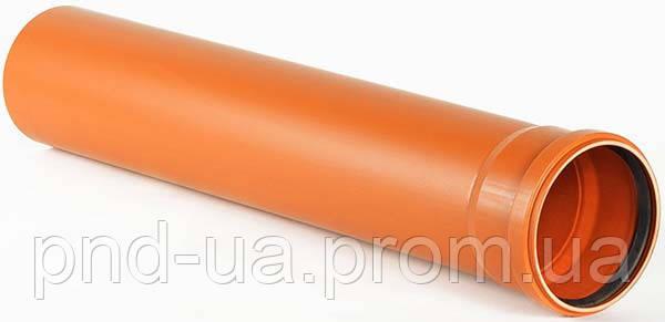 Труба ПВХ 160х4,0 SN4 L1000