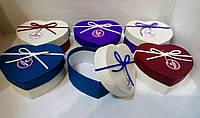 Коробки подарочные в виде сердца