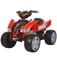Детский квадроцикл M 2394 E-3 на резиновых EVA колёсах***