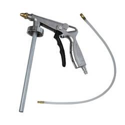 Пистолет под гравитекс-мовіль-мастики пневматический с гибкой насадкой INTERTOOL PT-0703
