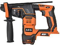 Аккумуляторный перфоратор AEG BBH18-0 (4935408330)