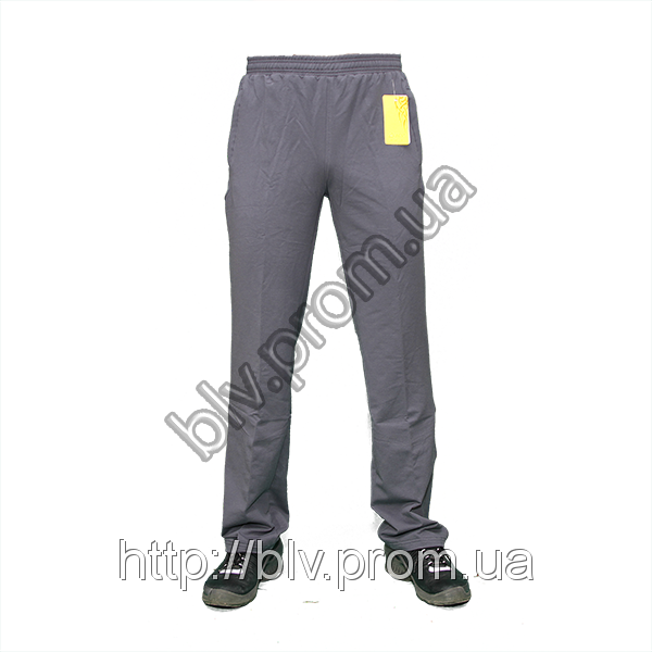 Трикотажные мужские брюки классика AZ1363