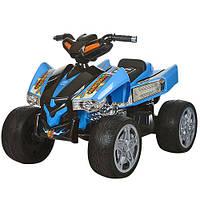 Детский квадроцикл M 2394 E-4 на резиновых EVA колёсах***