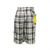 Подростковые шорты-бермуды в клетку BG229P, фото 1