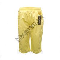 Подростковые стрейчевые бриджи с вышивкой на карманах BTP1014P, фото 1