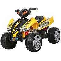 Детский квадроцикл M 2394 E-6 на резиновых EVA колёсах***