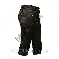Женские черные молодежные бриджи распродажа BTJ-1008, фото 1