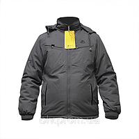 Двухсторонняя куртка на синтепоне подросток  DHY1207PB-1