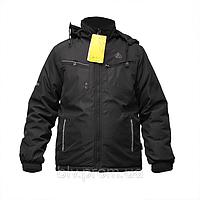 Двухсторонняя демисезонная куртка подросток  DHY1207PB-3