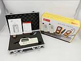 Цифровой Виброметр AR63A ( GM63A ) (0,1…199,9 м/с², 0,1…199,9 мм/с, 0,001…1,999 мм ) со сменными насадками, фото 6