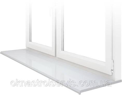 Подоконник DANKE Satin Bianco – белый мат