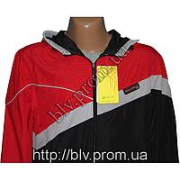 Мужской спортивный костюм плащевка FHY11201N