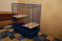 Вольер, клетка вольер для хорьков, шиншил, белок, бурундуков с мелким шагом решетки