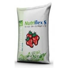 Нутрифлекс-S  (14-6,5-26+3,2MgO+5,4S+МЕ) -для ягодных культур