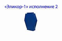 """Боковая крышка с кожухом для кормоизмельчителя """"Эликор-1"""", исполнение -2."""