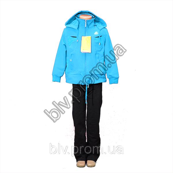 Трикотажный детский спортивный костюм FZ1336D