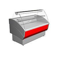 Холодильная витрина ВХС-1,8 Полюс Эко