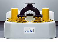 Затопляеемая фекальная насосная установка Compacta®/mini-Compacta®