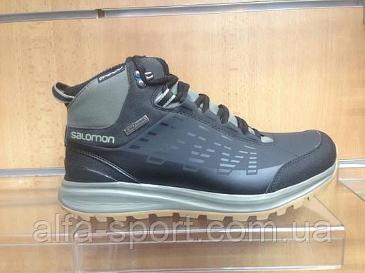 Ботинки  Salomon Kaїpo Cs Waterproof 2 (391830)