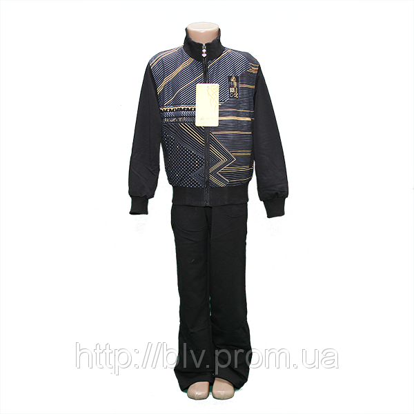 Спортивный костюм подросток под резинку FZ1303P